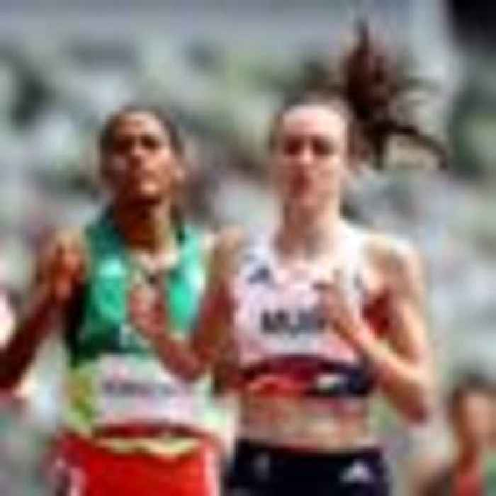 'I want to save as much as I can for the final': Runner Laura Muir reaches 1500m semi-finals