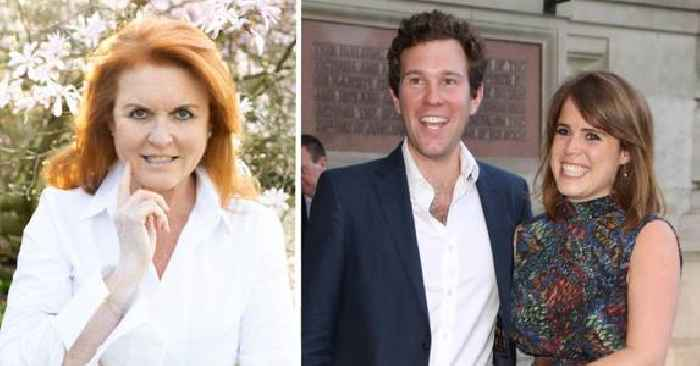 Sarah Ferguson Defends Son-In-Law Jack Brooksbank After He Was Snapped On A Yacht With Scantily-Clad Women