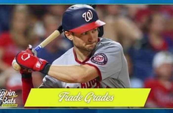 Ben Verlander hands out grades for the MLB trade deadline I Flippin' Bats