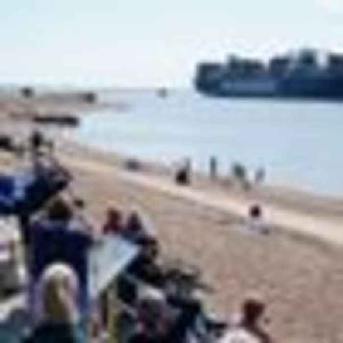 Ship that blocked Suez Canal arrives in UK four months later than planned