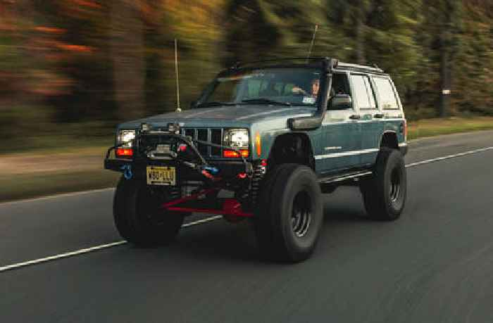 Looking for a Cheap Adventure-Oriented Vehicle? Here Are 4 Options for Under 10k