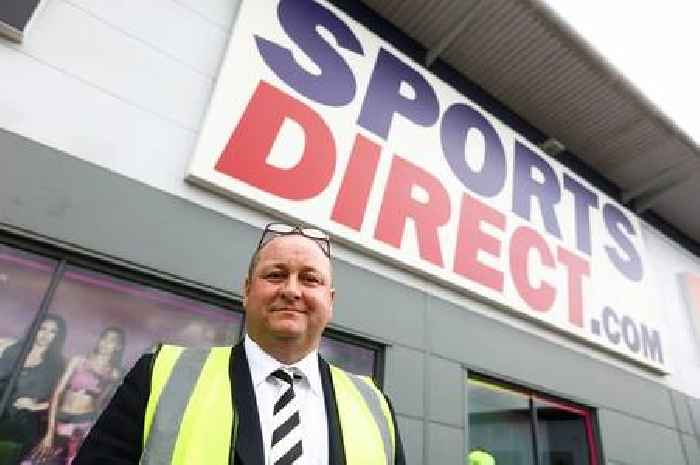 Mike Ashley 'set to step down' as boss of Sports Direct's parent company