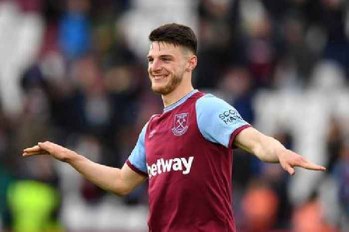 Chelsea morning headlines as Declan Rice refuses to request West Ham transfer
