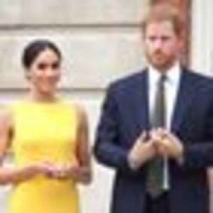 Harry and Meghan discussed moving to New Zealand, governor-general says