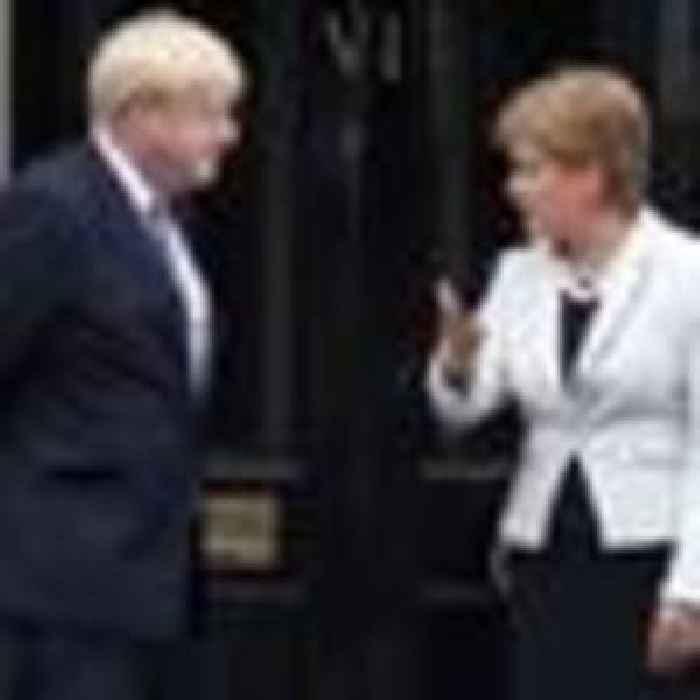 'I don't feel snubbed': Sturgeon on PM declining invitation to meet