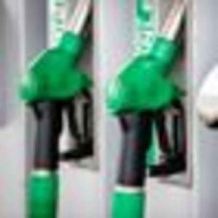 Motorists count cost as petrol prices hit eight year high fuelled by oil demand