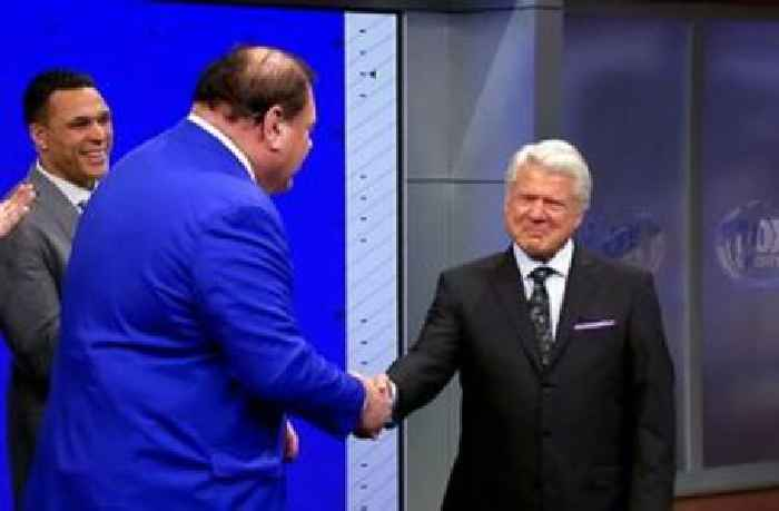 Relive Jimmy Johnson's surprise of a lifetime finding out about enshrinement into Pro Football Hall of Fame | NFL on FOX
