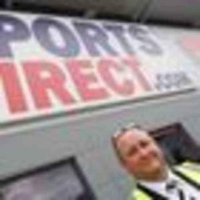 Sports Direct founder Mike Ashley to step down as boss of retail empire next year