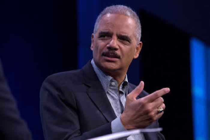 Eric Holder Blasts Trump's 'Alarming' Efforts to Pressure DOJ Into Overturning Election: 'What We're Seeing Here Was A Coup Attempt'
