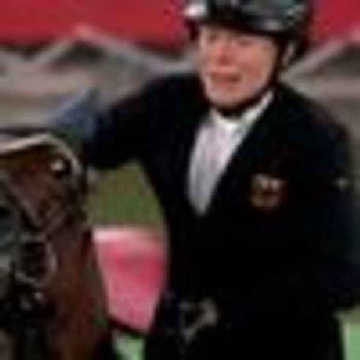 Coach kicked out of Olympics after she punched horse that refused to jump
