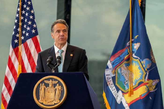 Cuomo's Executive Assistant Speaks Out About the Governor's Alleged Sexual Harassment Crimes