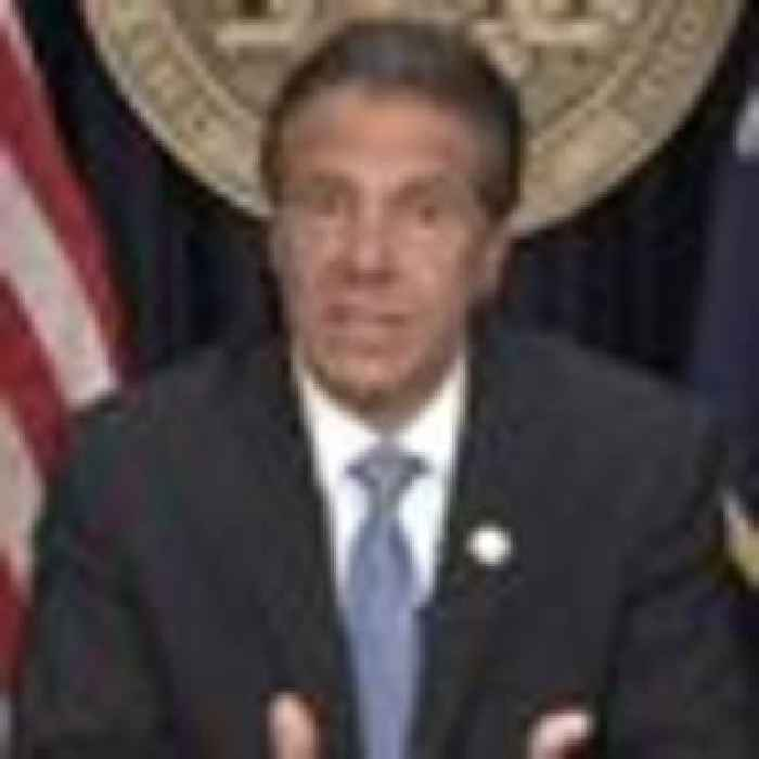 New York Governor Andrew Cuomo resigns following sexual harassment claims