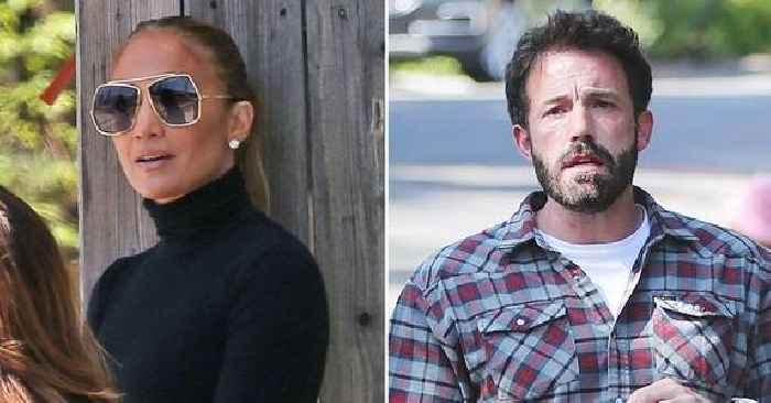 Jennifer Lopez & Ben Affleck Spotted House Hunting In Los Angeles
