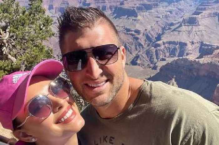 NFL star Tim Tebow is married to former Miss Universe who fought off armed attackers