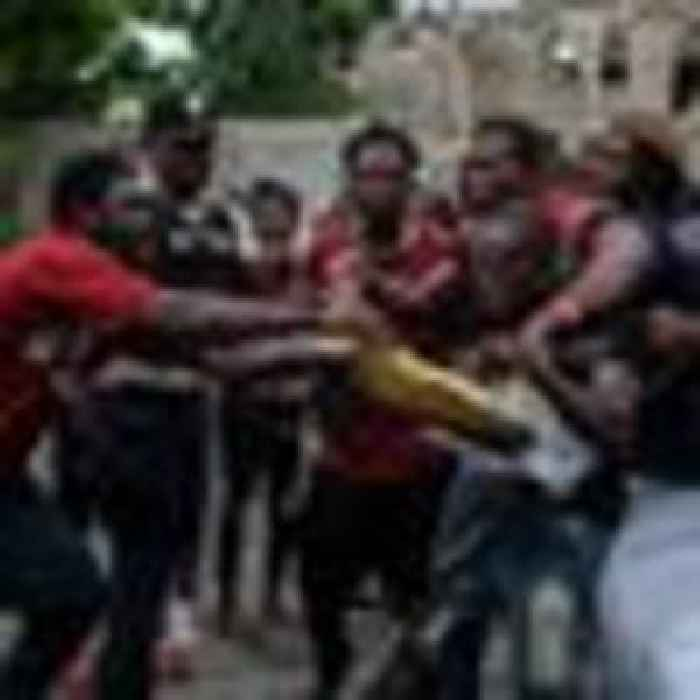 Haiti quake deaths surpass 2,000 as tensions grow over slow pace of aid