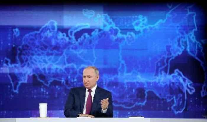 Russian President Vladimir Putin Denies Entry to Afghan Refugees, Calling Them 'Militants'