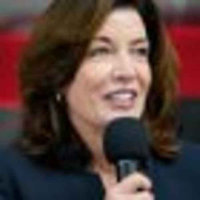Andrew Cuomo replaced by Kathy Hochul as New York governor following sexual harassment claims