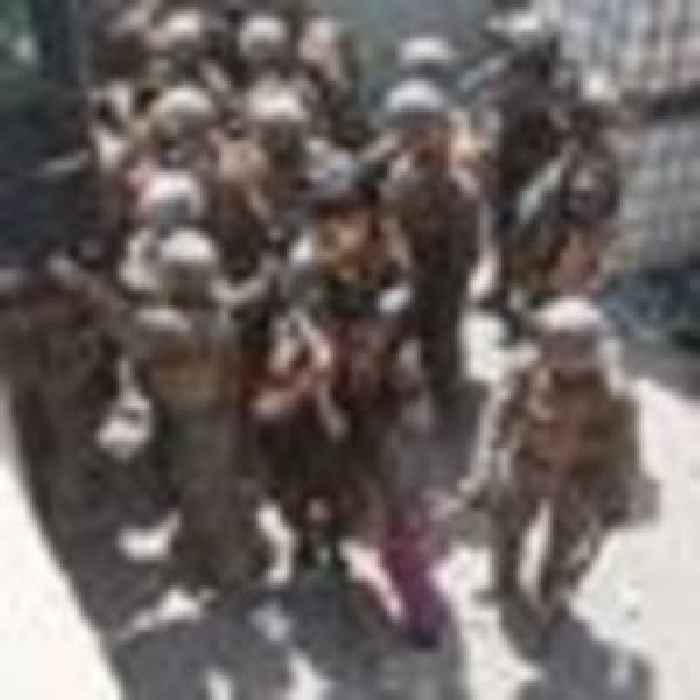 UK evacuation flights from Kabul may have to stop this week