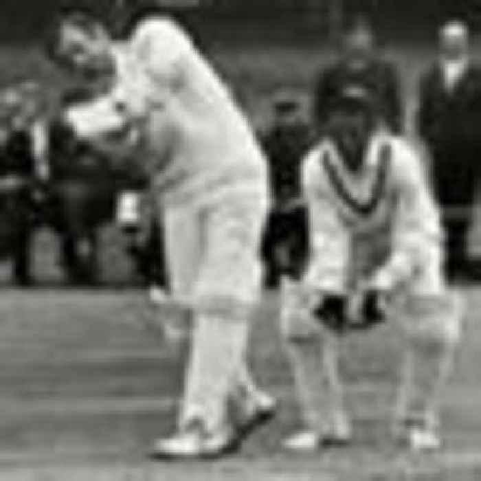 Former England international cricketer Ted Dexter dies aged 86