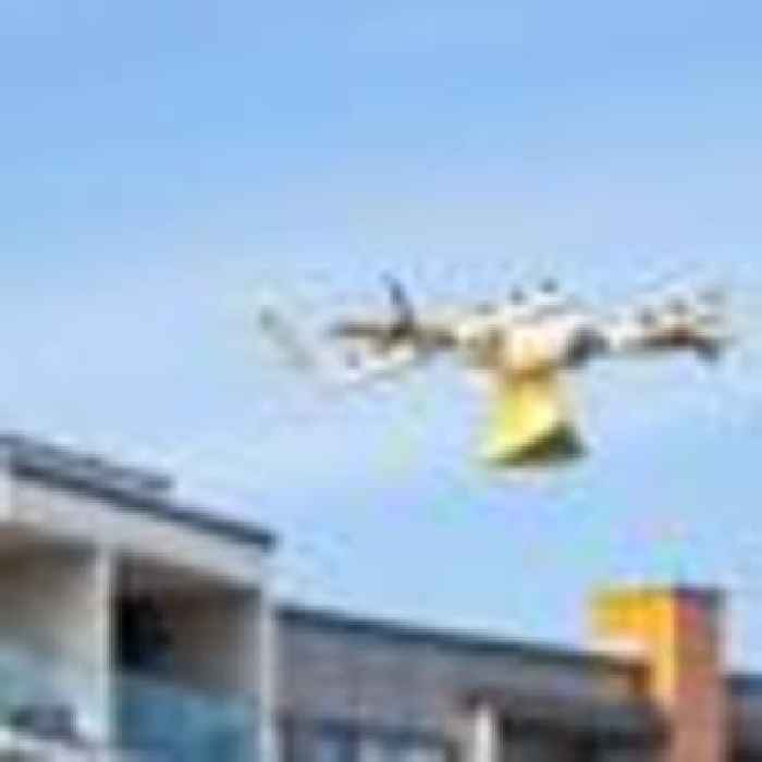 Drones deliver cups of coffee in Aussie city with CASA air traffic control