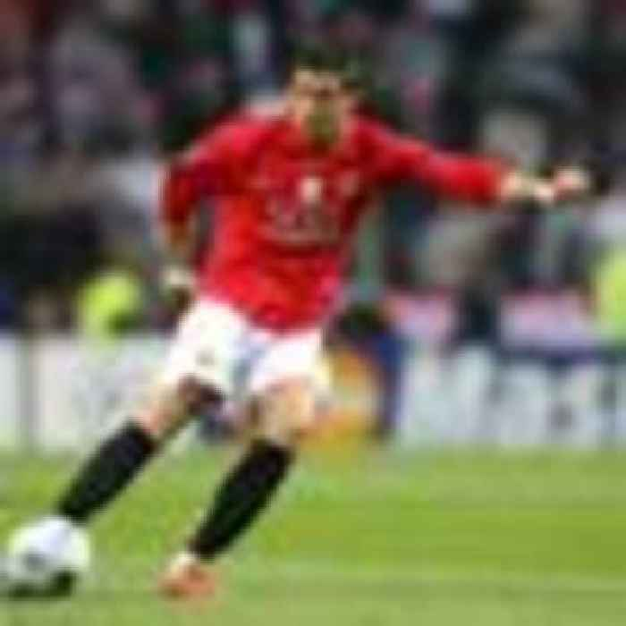 Cristiano Ronaldo officially signs for Man United as details of two-year contract revealed