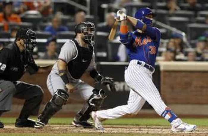 Mets ride three-run fourth inning to 3-1 win, doubleheader sweep against Marlins