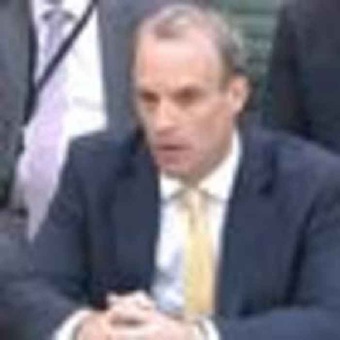 Raab 'not confident' on how many people eligible to come to the UK remain trapped in Afghanistan