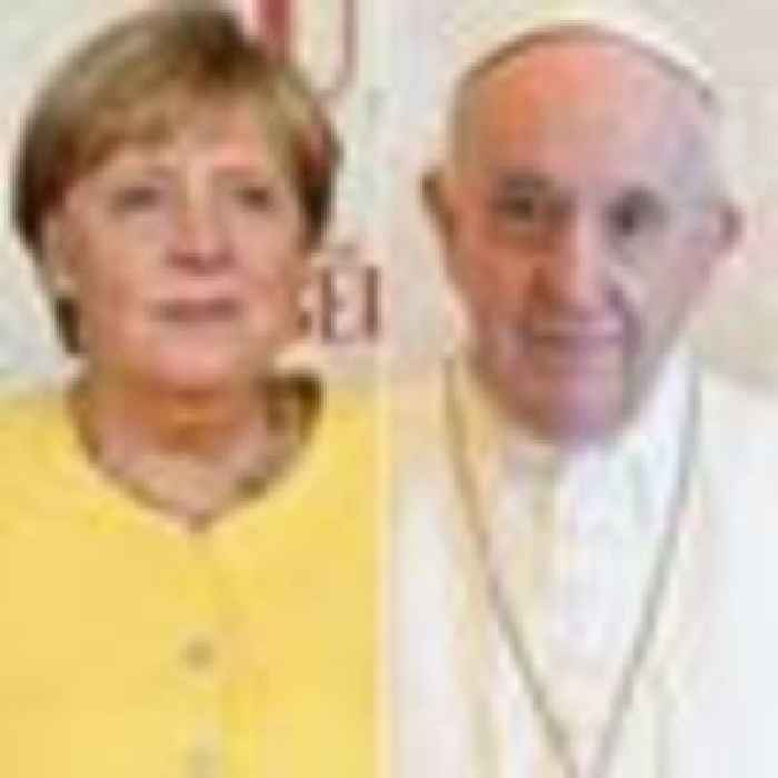 Pope Francis criticises West's involvement in Afghanistan - but quotes Putin instead of Merkel