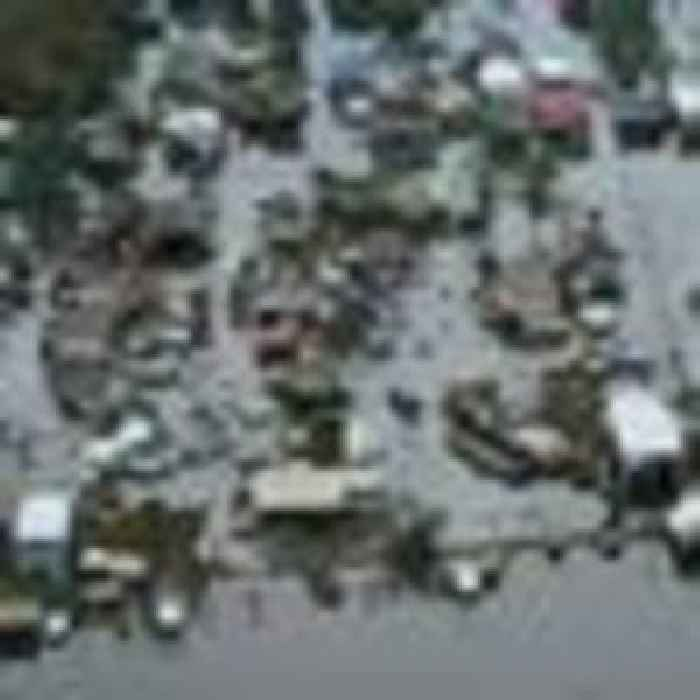 Pictures show aftermath of deadly Hurricane Ida as US cities hit by severe flooding