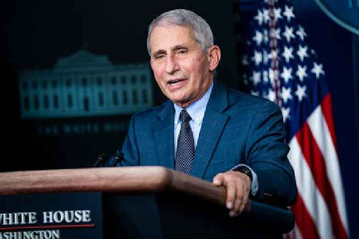 Fauci Believes Third Dose of Pfizer and Moderna Helps Immune System To Mature