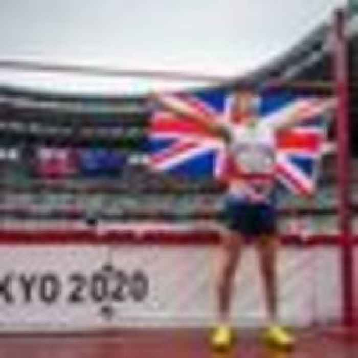 ParalympicsGB wins three more golds in Tokyo and pass 100-medal mark