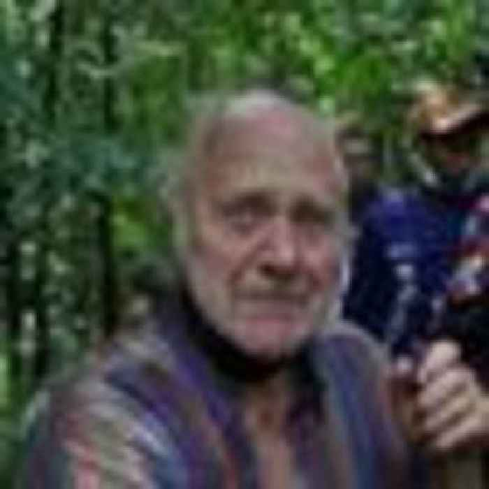 British man rescued after getting lost in Thai forest for three days