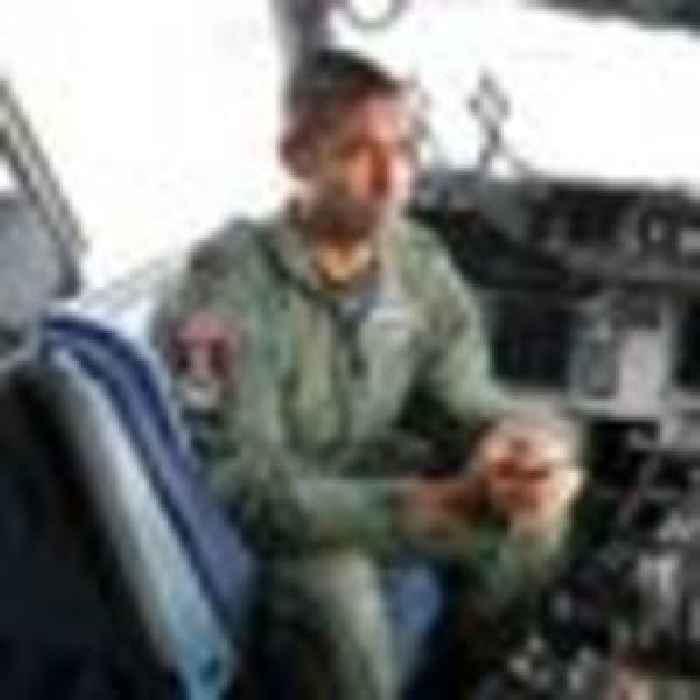 RAF pilot in Kabul narrowly missed smashing plane into bus full of evacuees who had taken wrong turn
