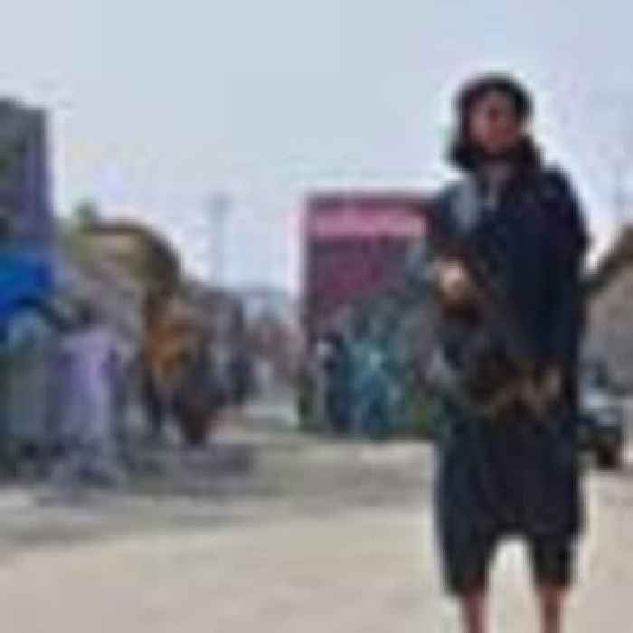 Taliban fighters claim they have made gains in a small province that still lies out of their control