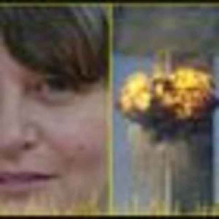 'I can still hear the screams': The British woman who escaped from the 84th floor during 9/11