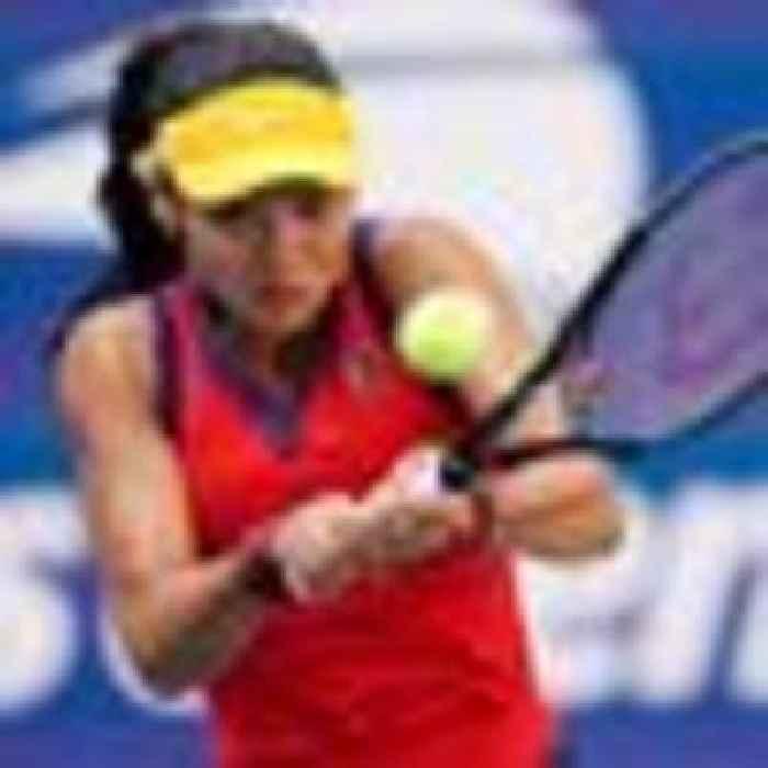 British tennis player Emma Raducanu through to quarter-finals of US Open