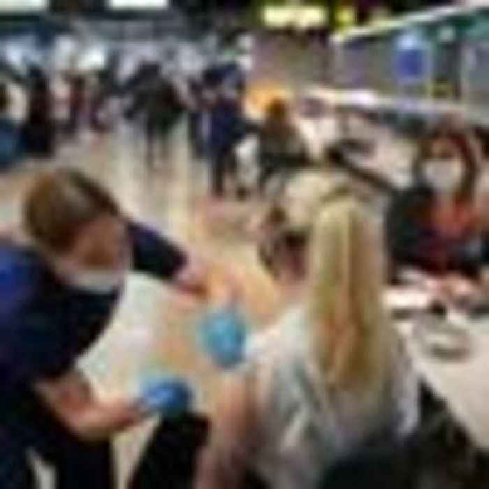 Four in five people aged 16 and over in UK have had both COVID vaccine jabs