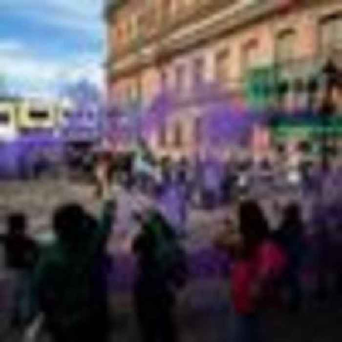 Mexico's top court decriminalises abortion in 'watershed moment'
