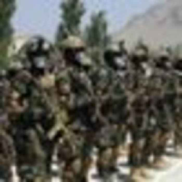 'We will be killed': At least 400 UK-trained Afghan special forces troops hiding from Taliban