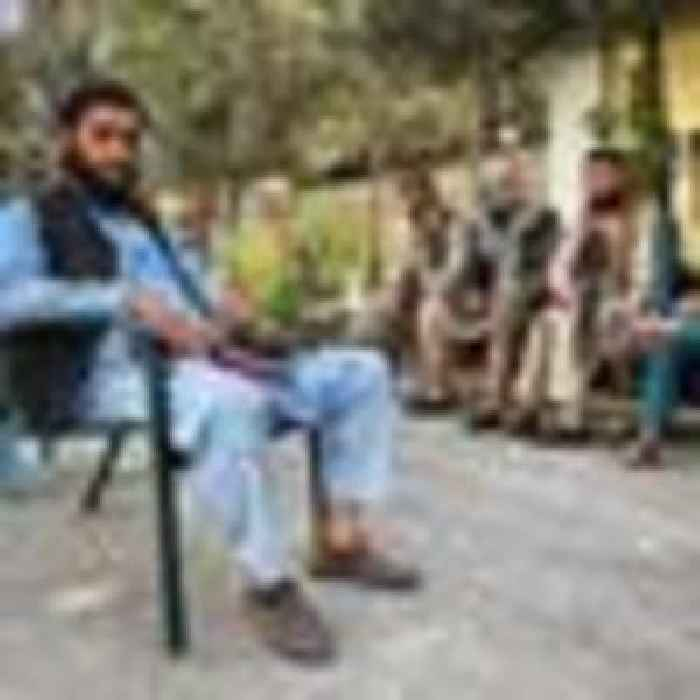 'We have changed': Taliban fighters claim Afghanistan now 'safest country in the world'
