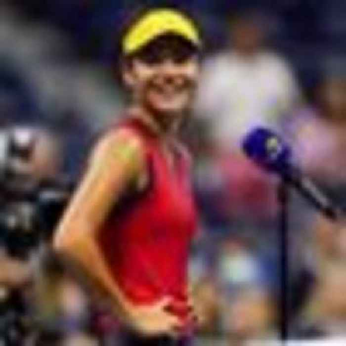 'We will all be rooting for you': Duchess of Cambridge wishes Emma Raducanu the 'best of luck' ahead of US Open final