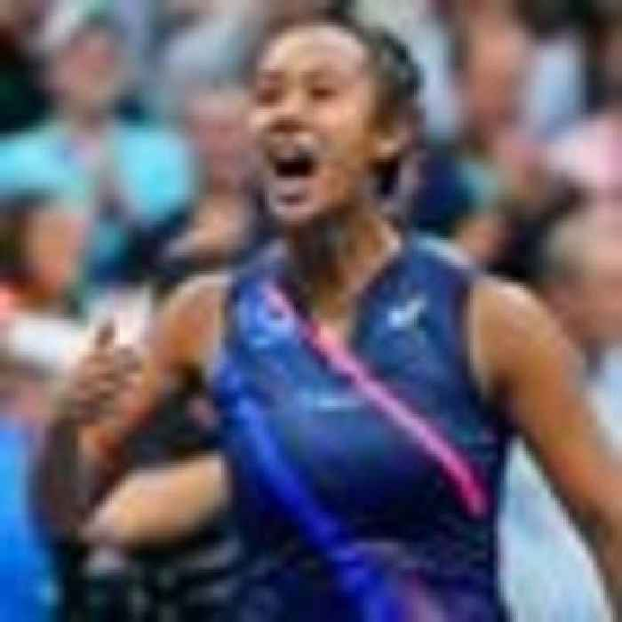 'No limit to what I can do': US Open finalist Leylah Fernandez was told to 'stop playing tennis and focus on school'