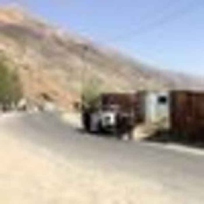 Brother of Afghanistan's former vice president 'shot dead by Taliban' in Panjshir province