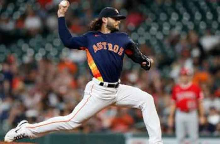 Lance McCullers Jr. racks up seven K's as Astros beat Angels, 3-1
