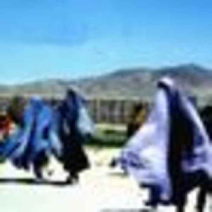 Taliban: Women can study in gender-segregated universities only while wearing Islamic dress