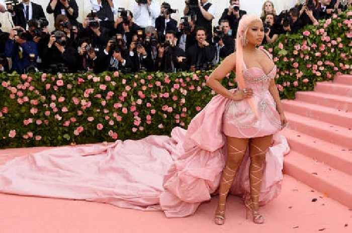 Nicki Minaj Not Going to Met Gala Because of Vax Requirement, Says She'll Get It After She's 'Done Enough Research'