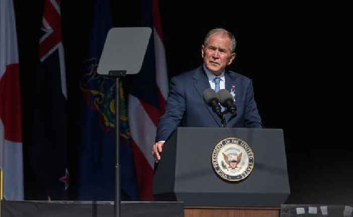 George W. Bush on 9/11 Attack: Says Americans Are Exceptional When Needed, Calls to Remember United Airlines Flight 93