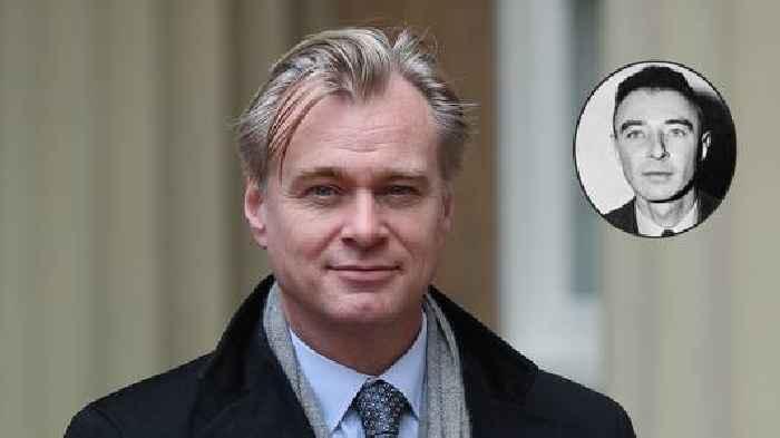 Christopher Nolan's J Robert Oppenheimer Film Lands at Universal