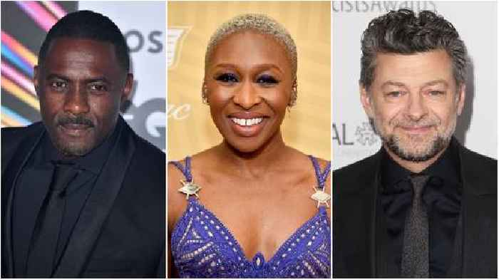 Idris Elba to Return for 'Luther' Movie With Cynthia Erivo and Andy Serkis