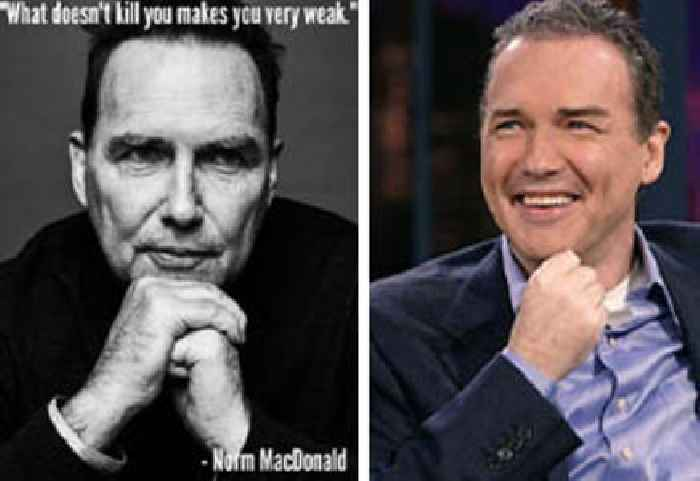A Tribute to Norm Macdonald's Legacy in Comedy